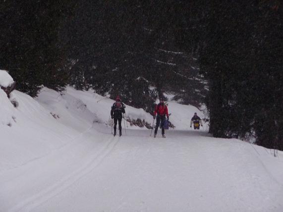 ski de fond 2 - Avoriaz