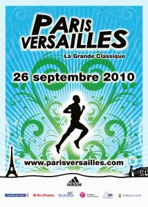 Paris - Versailles 2010 - Affiche