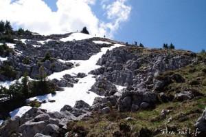 trail des allobroges - ireuse
