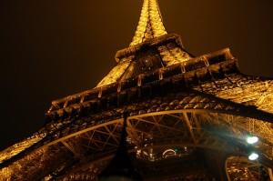 Tour Eiffel - nuit