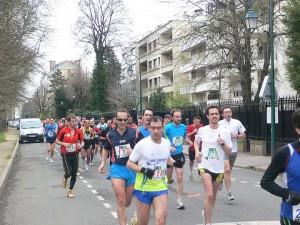 10 km de vincennes