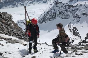 Rosablanche - PDG 2010 - patrouille des glaciers