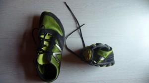 New Balance MT00 - la chaussure qui ne prend pas de place !