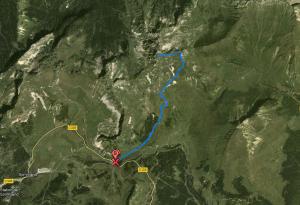 Suunto Ambit - trace GPS