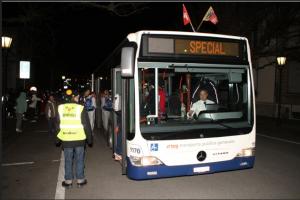La course du Duc - les bus